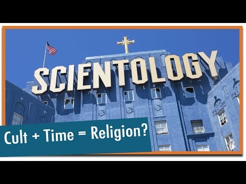 Is There Any Difference Between a Cult and a Religion?