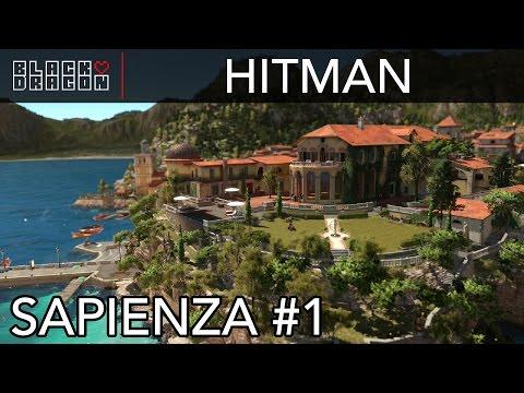 Let's Play ~ Hitman Sapienza #1 ~ Dutch / Nederlands