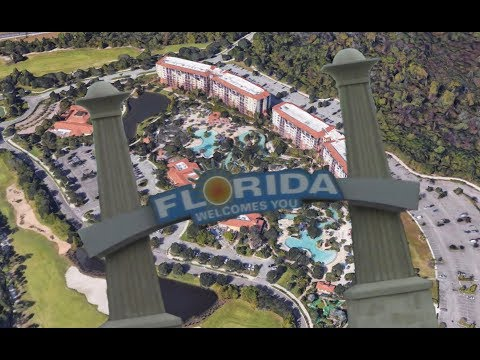 Summer Trip 2017 : Orange Lake Resort - Orlando Florida