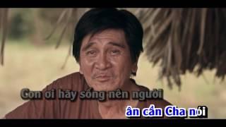 [Karaoke - Beat] Lời Cha Dạy - Thiên Quang