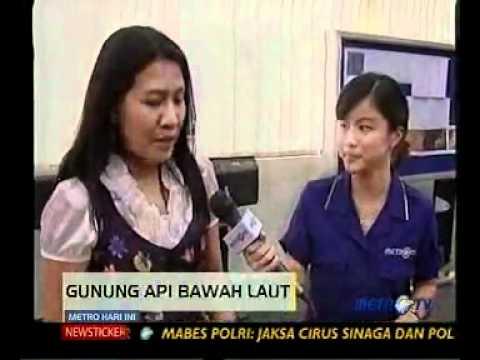 Video Penemuan Gunung Berapi Bawah Laut Sulawesi Utara.flv