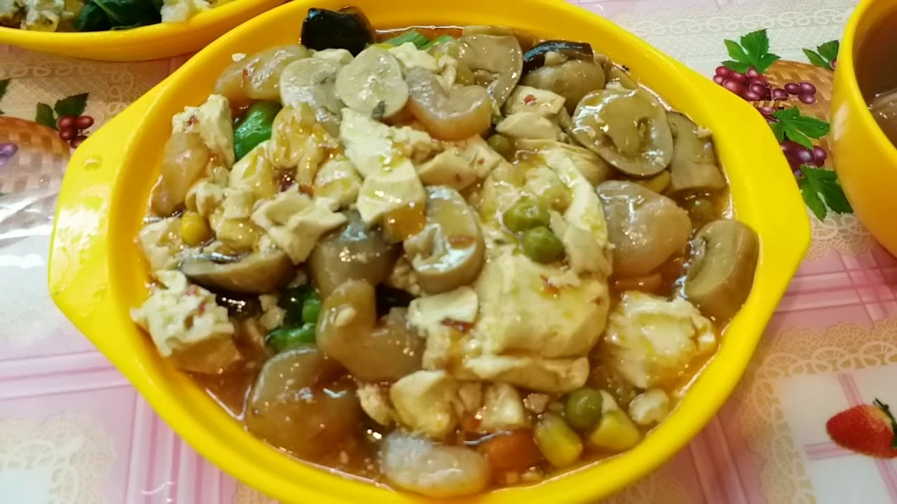 多利民素食 香港大埔舊墟 - YouTube
