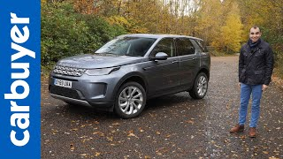 Land Rover Discovery Sport SUV 2020 in-depth review - Carbuyer