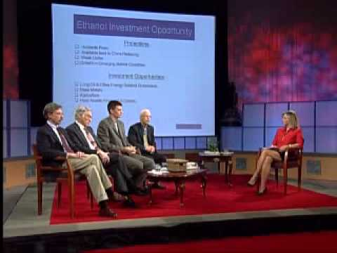 Panel Discussion Part One: Energy, Security and the Ethanol Economy