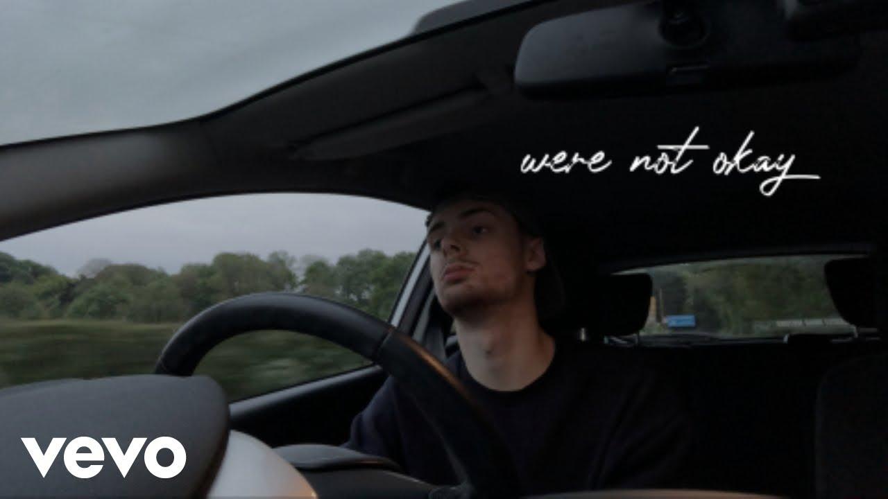 Danny Hallen - Not Okay (Lyric Video)