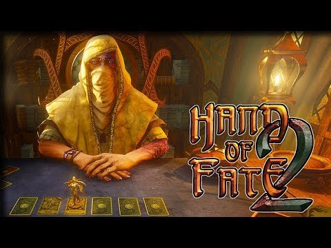 Action RPG Deck-Builder! – Hand of Fate 2 Gameplay  – Let's Play Part 1