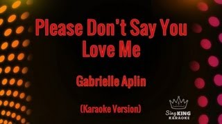 Gabrielle Aplin - Please Don