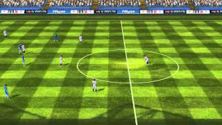 FIFA 14 Android - absalyamov48 VS Chelsea