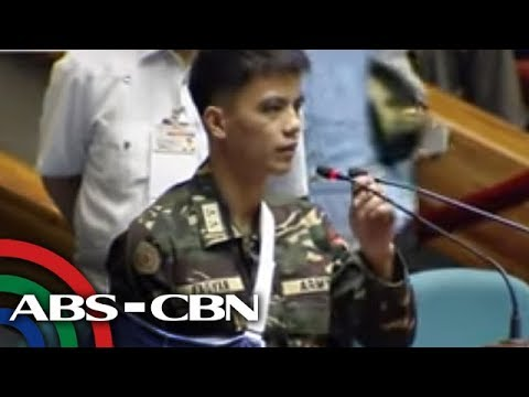 'Never alone': Soldier narrates struggles in Marawi siege