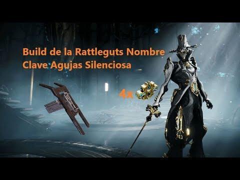 Build de la Rattleguts Nombre Clave Agujas Silenciosa