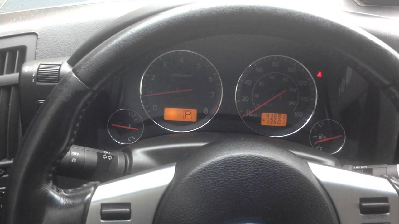 Infiniti fx35 2005 interior youtube vanachro Choice Image