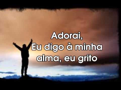 Adorai Adonai - Fernanda Brum Playback e Legendado