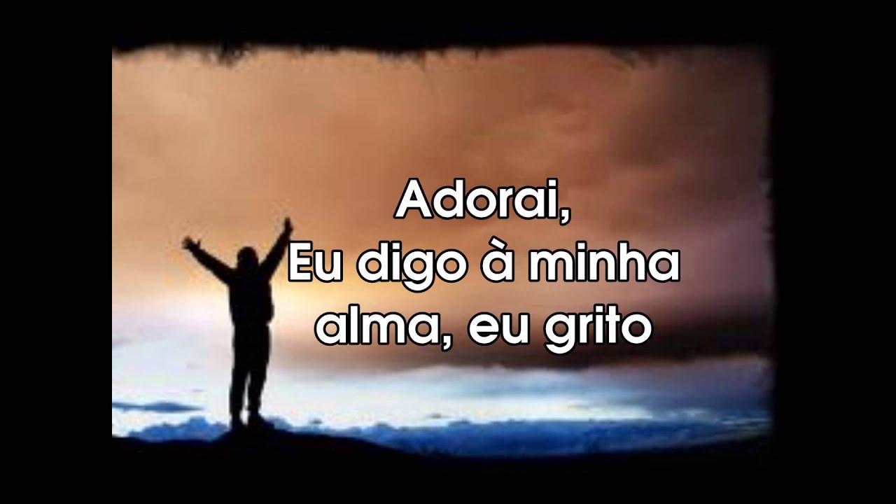 Adorai Adonai Fernanda Brum Playback E Legendado Youtube