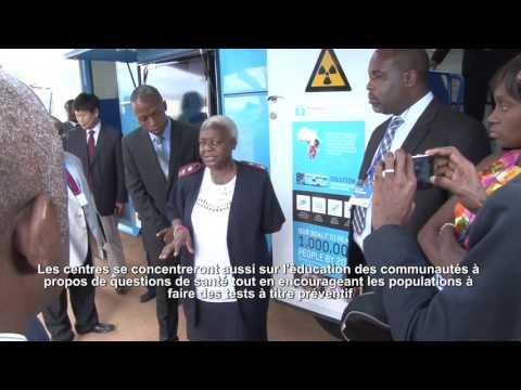 Gabon   Samsung Cooperation