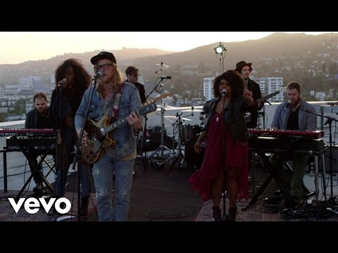 Allen Stone - Upside (Top Of The Tower)