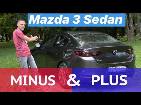 Minus i Plus - Mazda 3 Sedan 2019 - testirao Juraj Šebalj