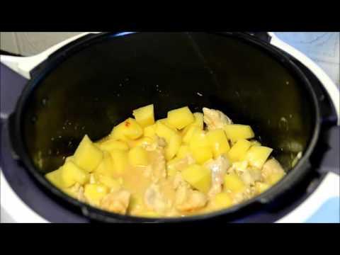 recette-cookeo-:-poulet-paprika-et-pommes-de-terre