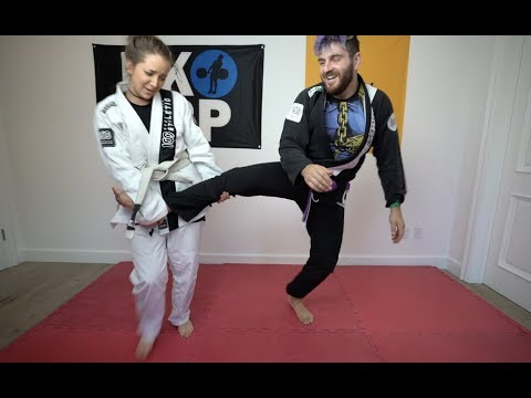 My Boyfriend Teaches Me Jiu Jitsu 3