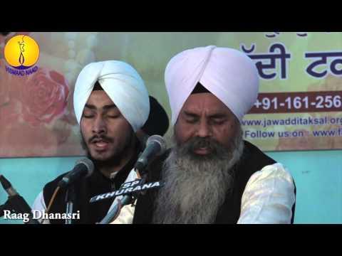 AGSS 2015 : Raag Dhanasri : Prof Gobind Singh ji Alampuri