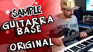 SAMPLE GUITARRA BASE ORIGINAL S750/950