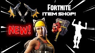 'NOUVEAU' Fortnite Item Shop 'RARE OUTFIT' Catastrophe Skin (Saison X)