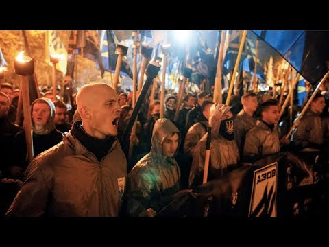 Israel Is Arming Ukraine's Blatantly Neo-Nazi Militia the Az