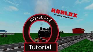 Roblox Ro-Scale Tutorial #2: Regen Pads