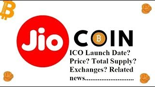 JIO Coin - Big opportunity? || Launch Date? || Price? || Related News || by Crypto Phoenix