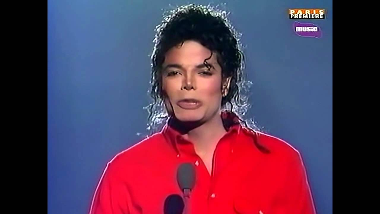Michael jackson you were there 1989 youtube