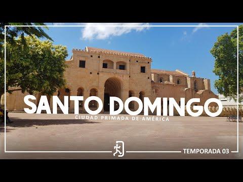 Santo Domingo, Ciudad Primada De América .
