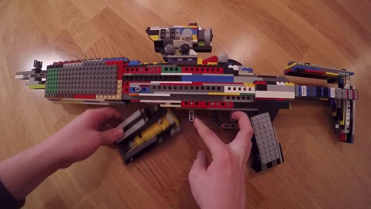Meine Lego Sammlung 1 Spielzeug Waffen Gewehre Granaten