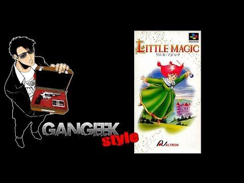 Little Magic. Le meilleur jeu de réflexion sur Super Nintendo ?