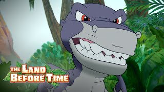 Chomper the Scary Sharptooth | The Land Before Time