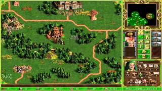Heroes of Might and Magic 3: Shadow of Dead - Oczyścić Granice 2/2 [#7]