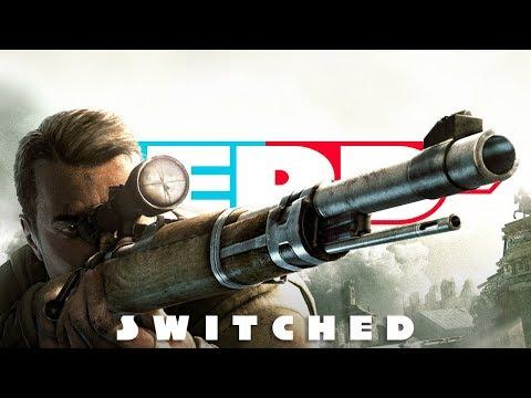 Sniper Elite V2 Remastered - Nerd³ Switched