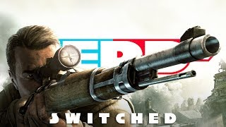 Sniper Elite V2 Remastered - Nerd³ Switched