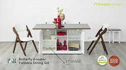 Space Saver Dining Range from Home Centre.