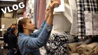 VLOG: ОБМАН В IKEA, ШОППИМСЯ С МАМОЙ ПО МАГАЗИНАМ | НАСТЯ СМИ