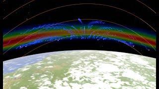 Earth Ion Fountain, Helical Jets, NASA/NOAA Backup   S0 News Feb.1.2018