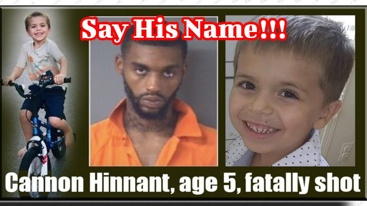 SAY HIS NAME! Cannon Hinnant! - YouTube