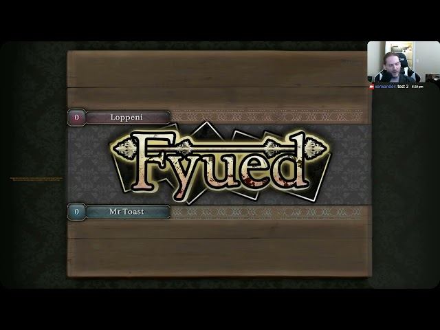 9th Dawn III (Livestream) - 03 [proof of inconsistency with Fyeud.