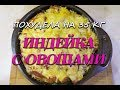 Похудела на 35 кг Лучший Рецепт Индейка с овощами при похудении Индейка с овощами  Ем и худею