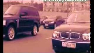 Чеченский свадебный кортеж..flv