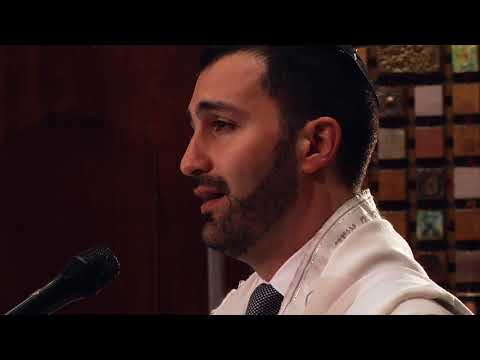 Prayer For The State Of Israel (Avinu Shebashamayim)  - Cantor Marcus Feldman (Finkelstein)