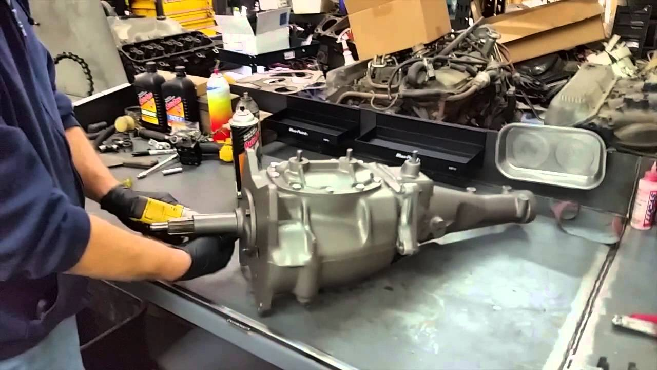 T10 Transmission Inspection Anna S 1965 Mustang