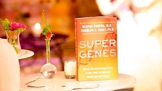 Dr Rudy Tanzi & Dr Deepak Chopra: Super Genes