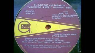 DeBarge - You Wear It Well (Club Mix)