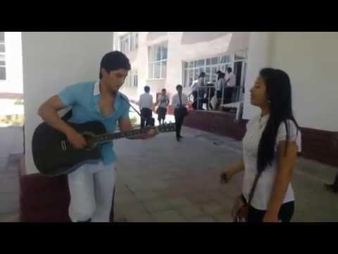 Live voice of Uzbek girl  (Tashkent)