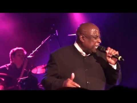Jimmy James and The Vagabonds - Now Is The Time / My Girl - live at Butlins, Bognor, 25th May 2012