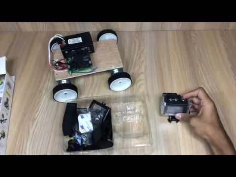 How To Make Smart Rc Car With Wireless Camera At Home Youtube